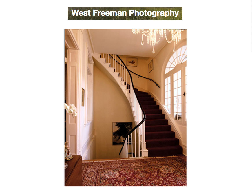 West Freeman Photography Professional Photographers and
